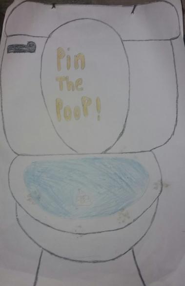 Pin the Poop